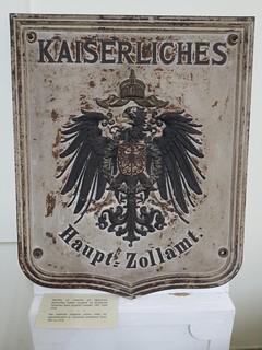 Relikt aus Deutsch-Ostafrika