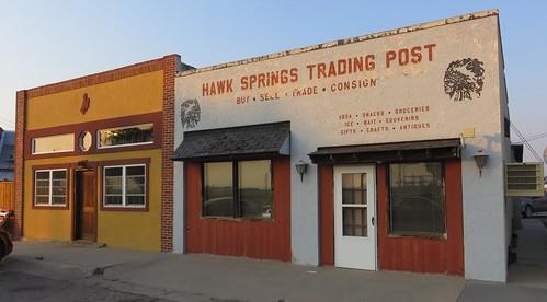 Old Hawk Springs Trading Post (Hawk Springs, Wyoming)