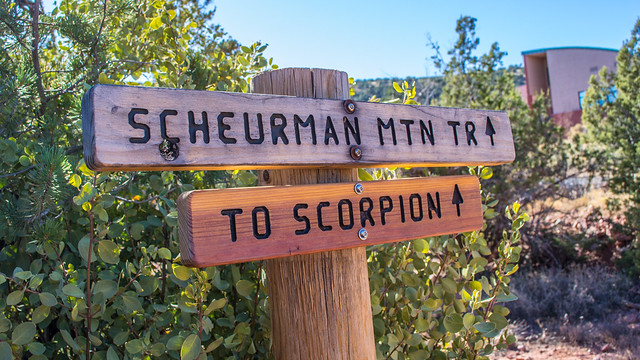 Trails: Schuerman Mountain No. 56