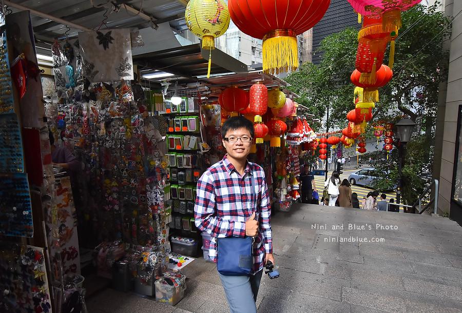 香港景點 舊城中環彩繪牆04