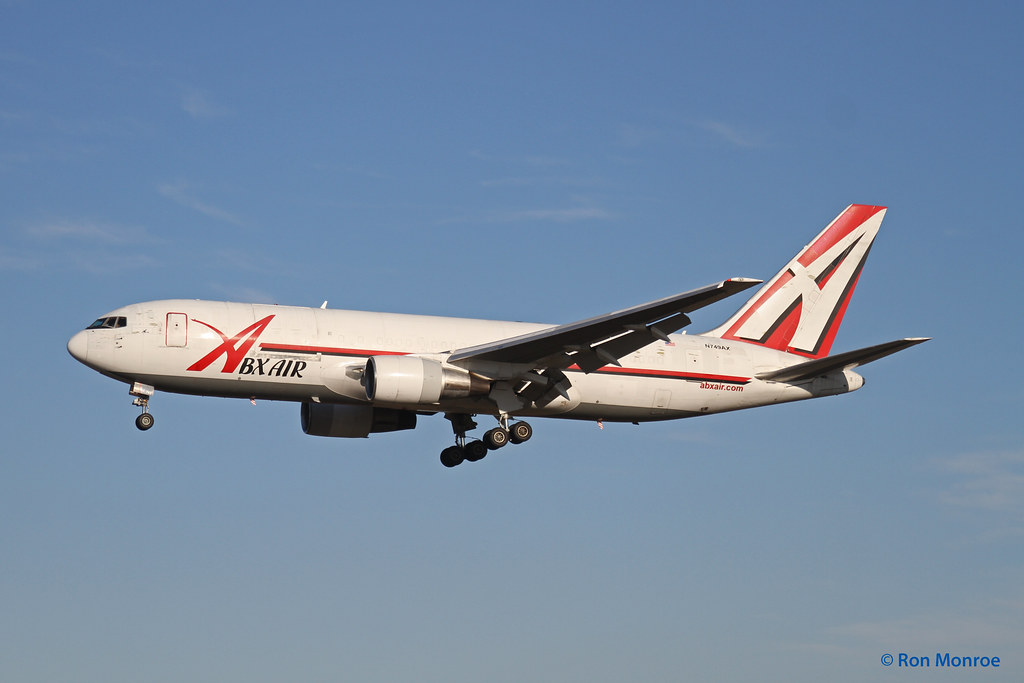 ABX Air, Boeing 767-200(BDSF) - Download Photo - Tomato to