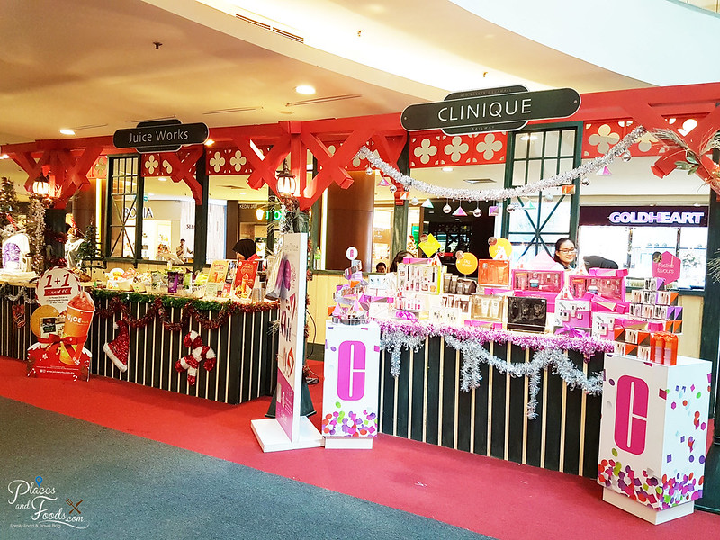mid valley christmas 2017 pop up store