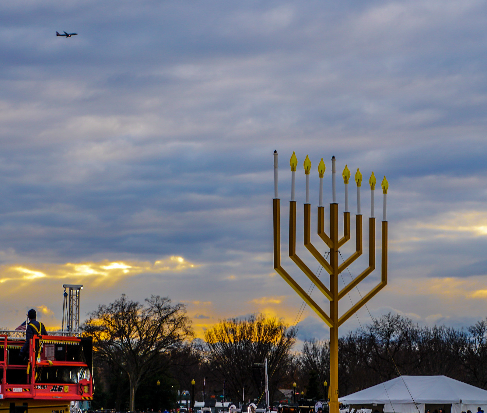 2017.12.12 National Menorah, Washington, DC USA 1364