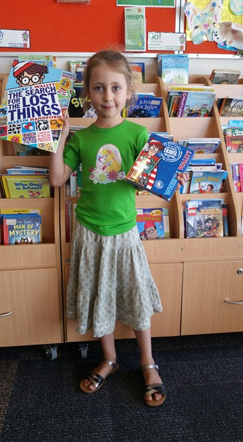 Yolanda - Winner, Spearwood Library