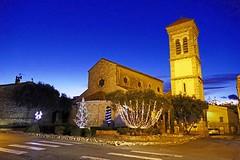 France, village de Vinassan