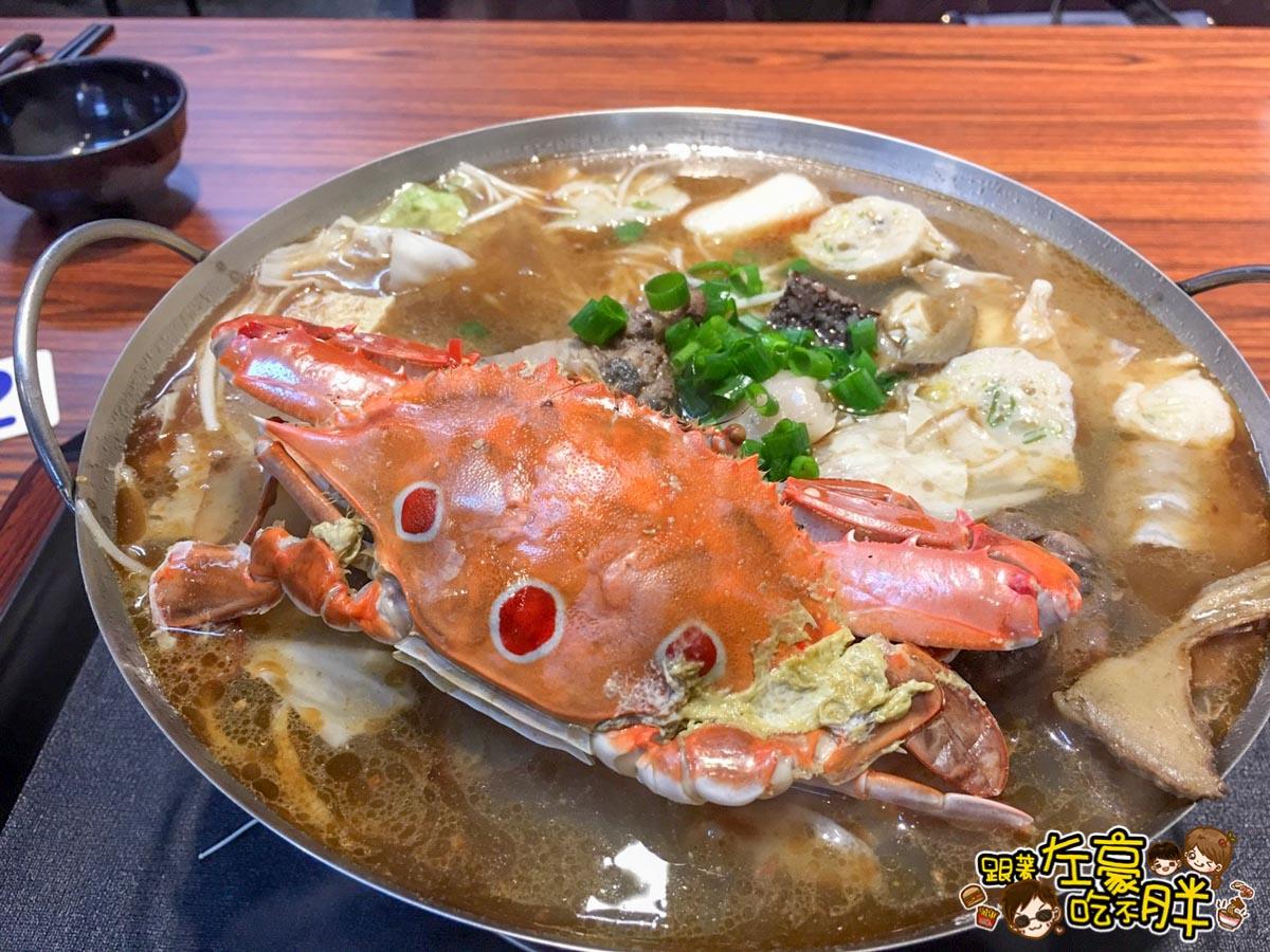 180元螃蟹薑母雞-3