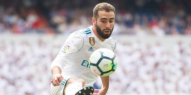 Dani Carvajal Tegaskan Bahwa Real Madrid Tidak Akan Menyerah