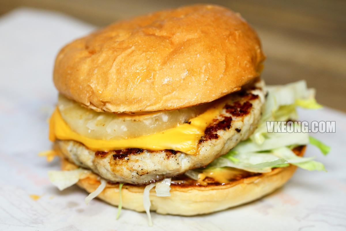 Sixty-Bites-Chicken-Maui-Burger