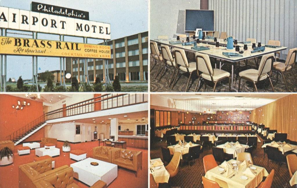 Airport Motel - Philadelphia, Pennsylvania