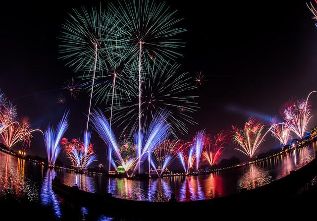 Happy New Year!, Nikon D810, Sigma 15mm F2.8 EX Diagonal Fisheye