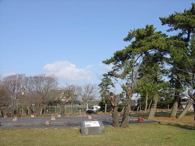 Akita Castle Site (秋田城)