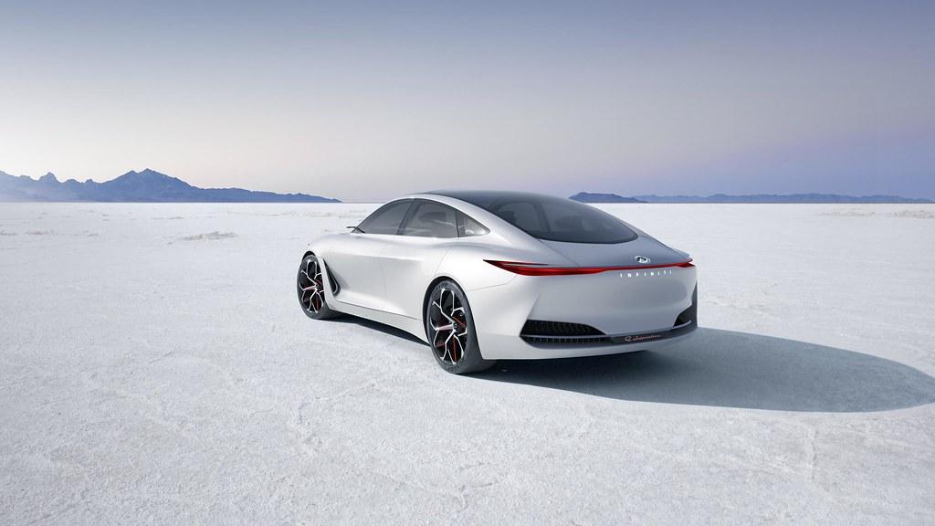 Infiniti Q Inspiration Concept revealed ahead of 2018 Detroit Auto Show