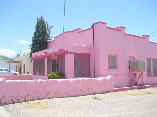 Pink Houses, New Mexico
