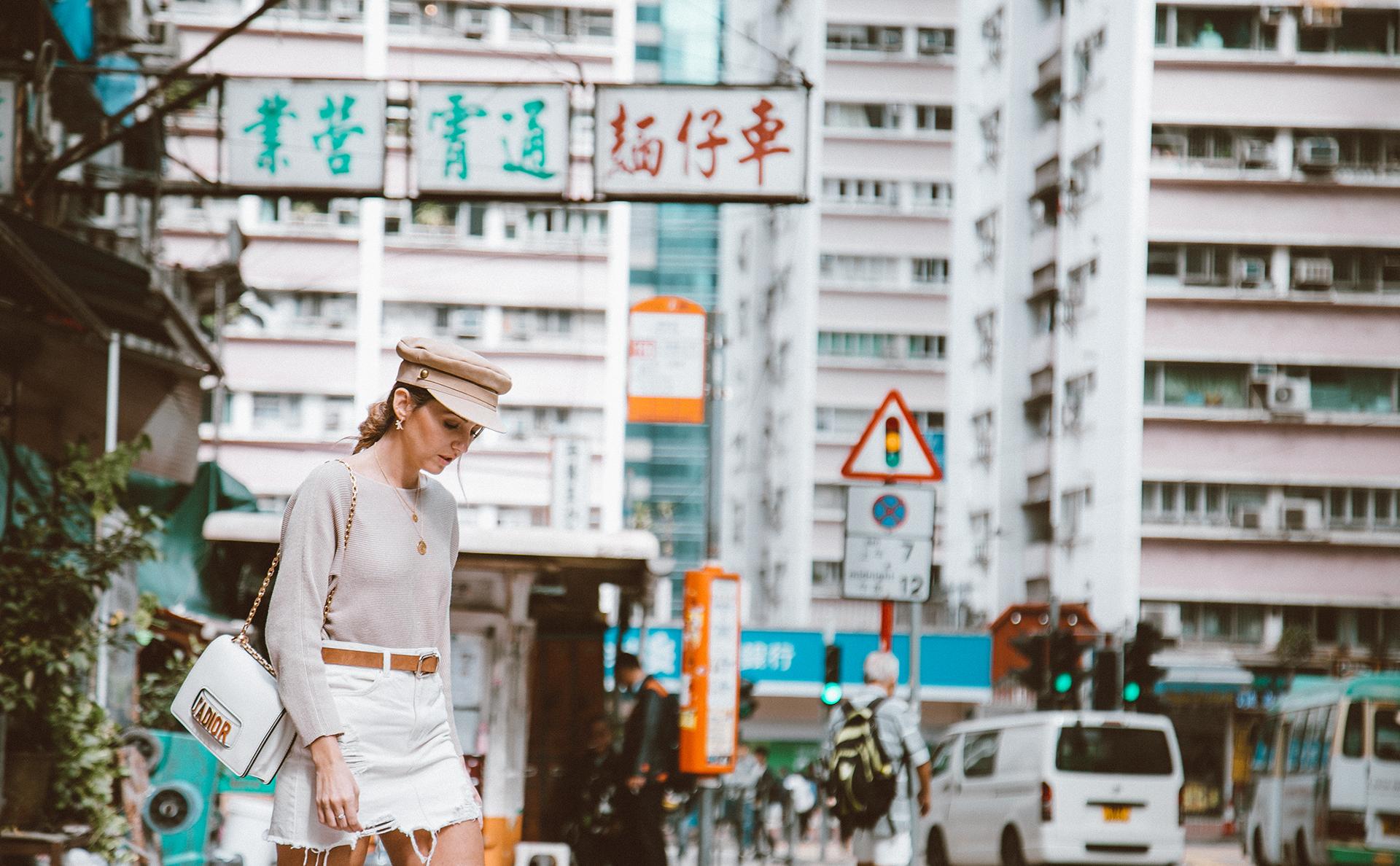 HONG KONG 5-22