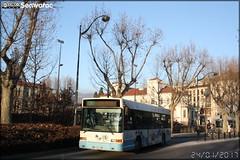 Heuliez Bus GX 117 L - Communauté d'Agglomération du Gapençais / Linéa n°33 - Photo of Gap