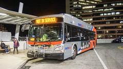 WMATA Metrobus 2016 New Flyer Xcelsior XDE40 #7383