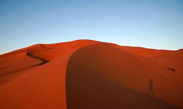 excursión al desierto de Marruecos desde Marrakech