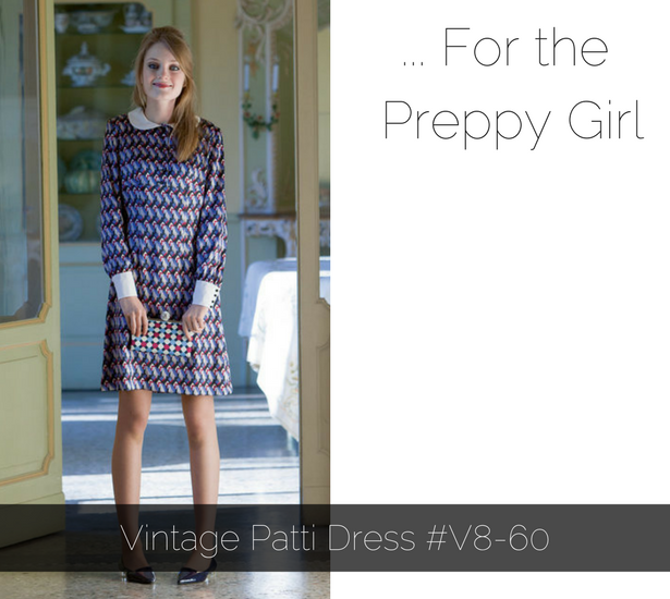 Vintage Patti Dress