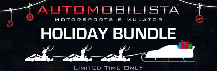 Automobilista Holiday Bundle
