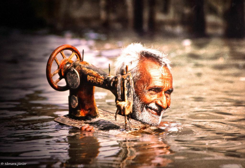 12.- Porbandar, India, 1983