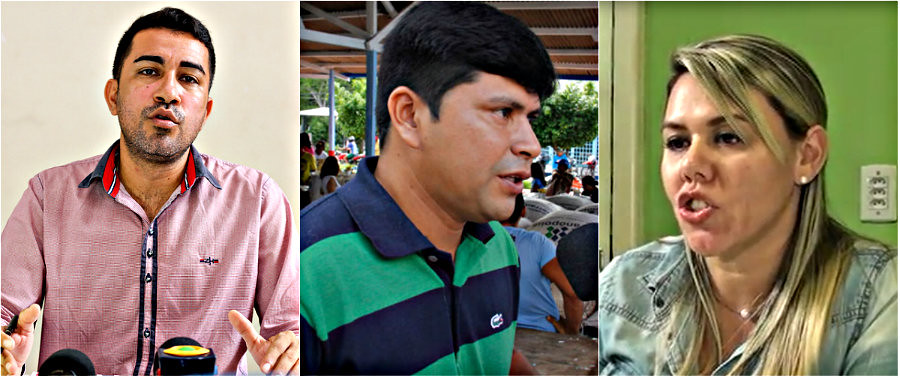 Secretário de Cultura pede exoneração; é o 3º que sai do governo Alfaia, Secretários de Óbidos que pediram pra sair do governo
