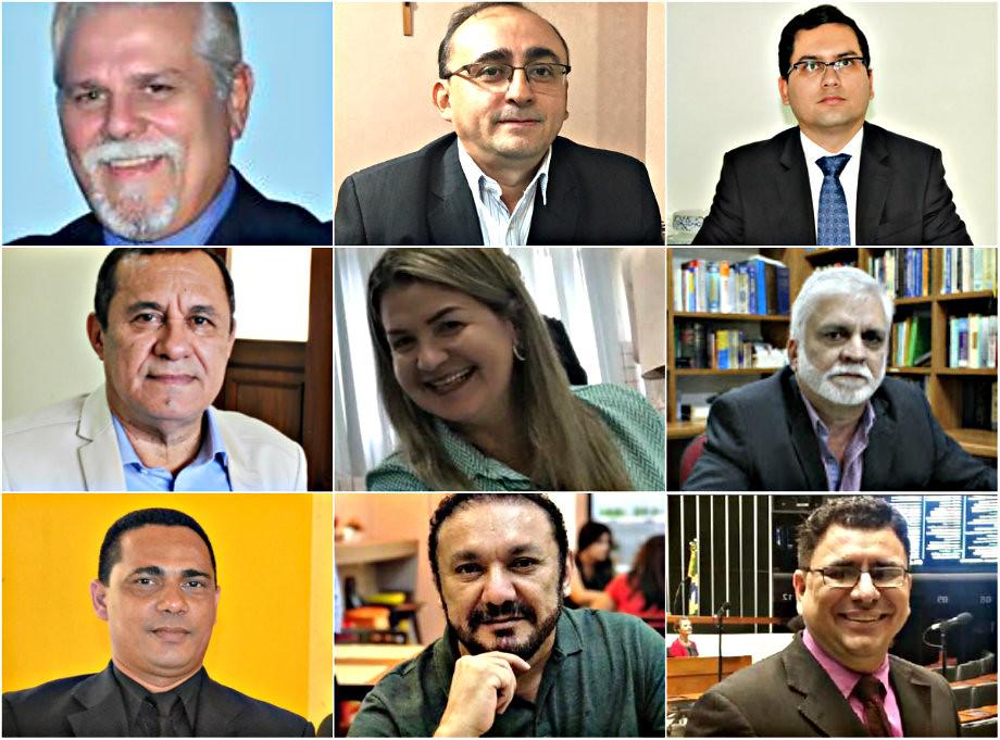 Os 28 advogados da tropa de choque da defesa dos réus da Perfuga, Advogados da Perfuga