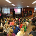 Thu, 2017/11/30 - 11:44am - Clarington Public Library was excited to welcome Hélène Boudreau to the Bowmanville Branch on Thursday, November 30, 2017!  Hélène Boudreau is an award-winning author of fiction and non-fiction for children and young adults with a focus on humour! Her picture book, 'I Dare You Not to Yawn,' is a 2013 Parents' Choice Award winner and a Forest of Reading Blue Spruce Honour title.