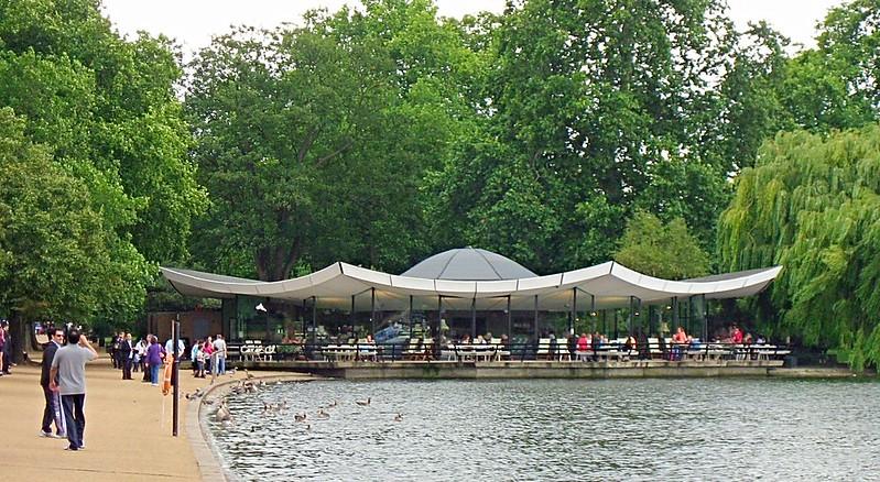 Hyde Park Kensington London