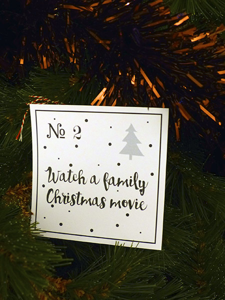 watch a family christmas movie