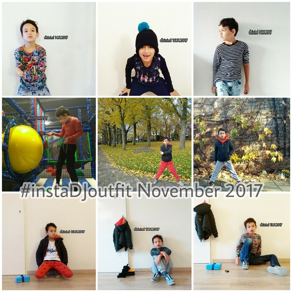 2017 InstaDJoutfit November