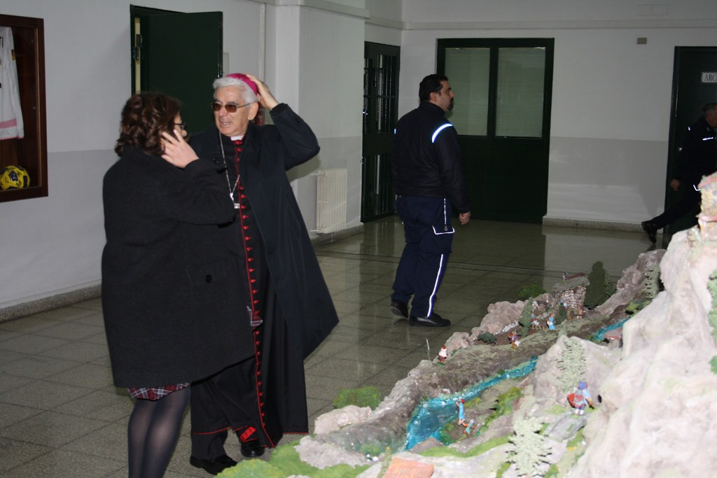 """11.12.2017 - S.Messa con i carcerati """"Pagliarelli"""""""