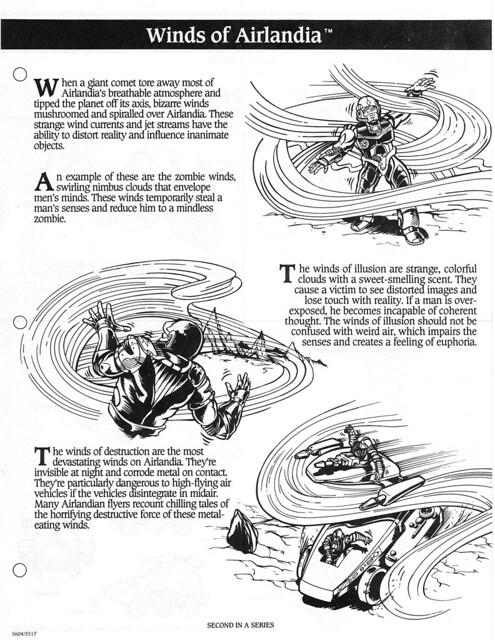 Winds of Airlandia
