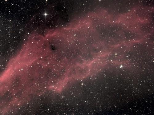 カルフォルニア星雲