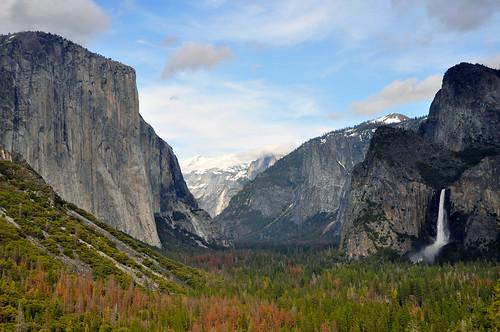 Yosemite Valley in Springtime