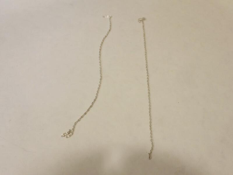 chain split into 2