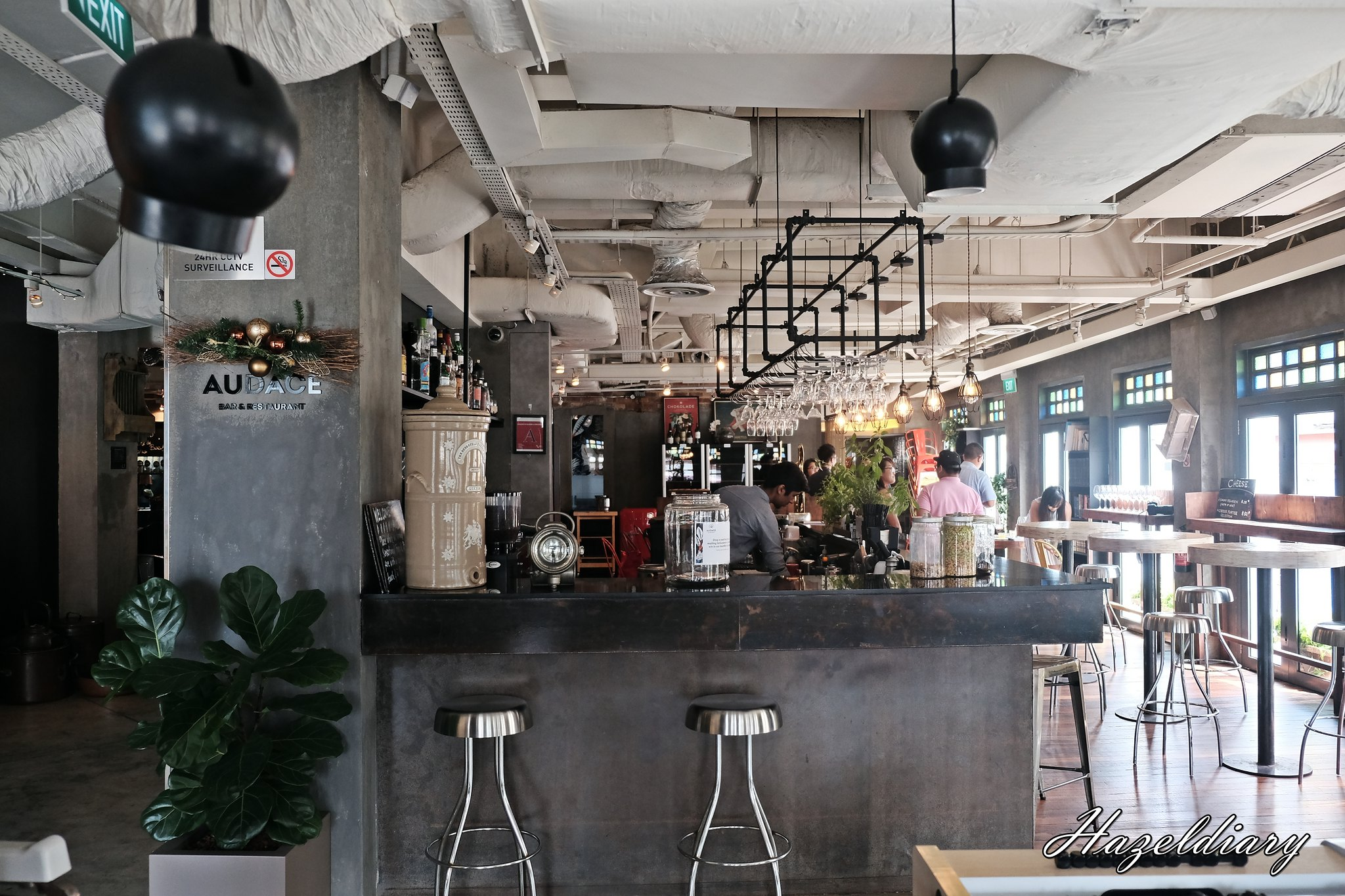 Audace-Restaurant and Bar-Wanderlust hotel Singapore