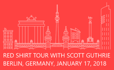 Red Shirt Tour Berlin, Berlin Germany