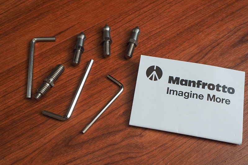 Manfrotto ELEMENT|大型碳纖腳架