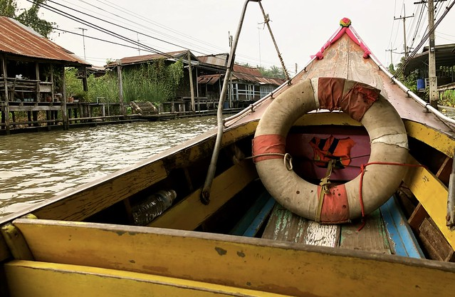 Damnoen Saduak Floating Market 24
