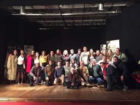 """FESTIVAL TEATRALE SANTARSENESE-Compagnia Teatrale """" Gli Amici del Teatro """" di Monte San Giacomo"""