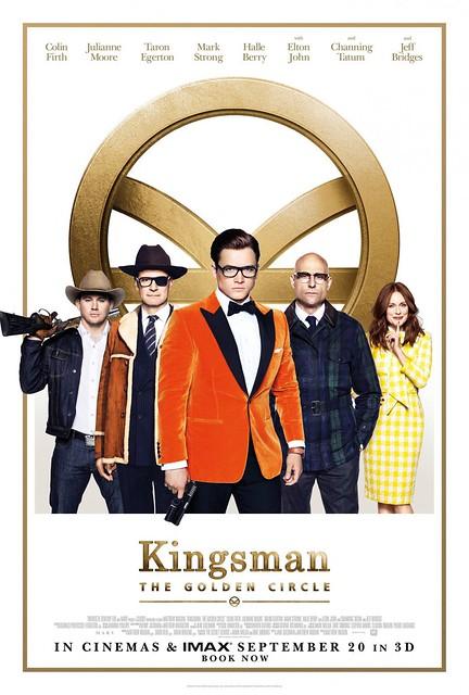 (2017) Kingsman The Golden Circle