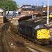 40091 Ditton-Arpley trip, Arpley Junction 06.1984