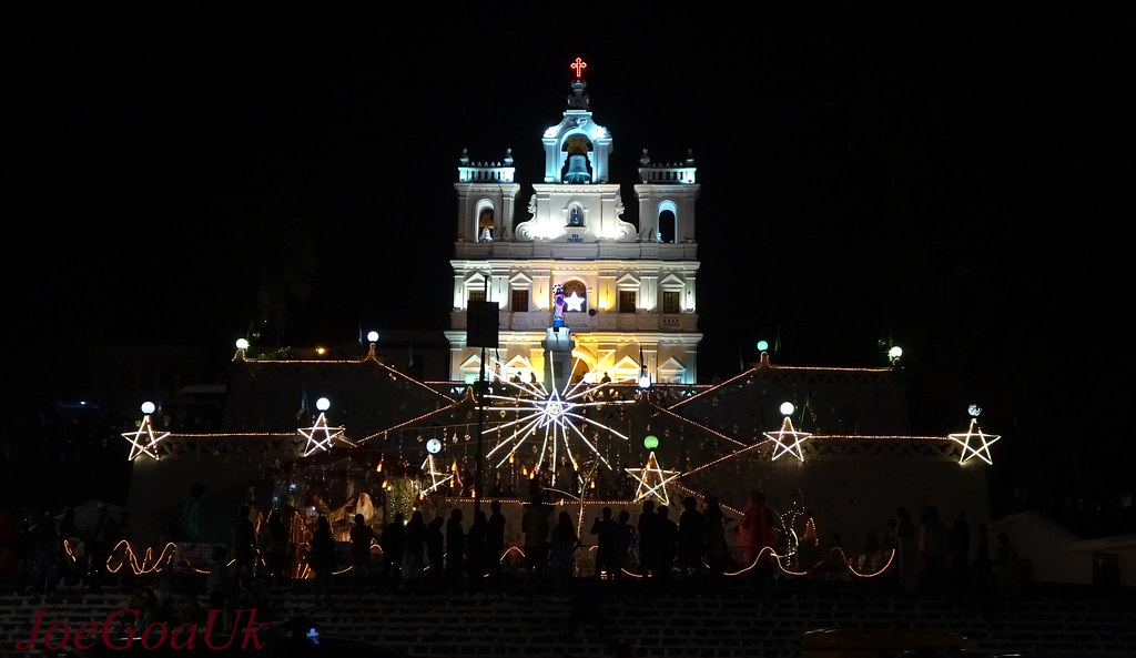 Panaji Church Crib 2017