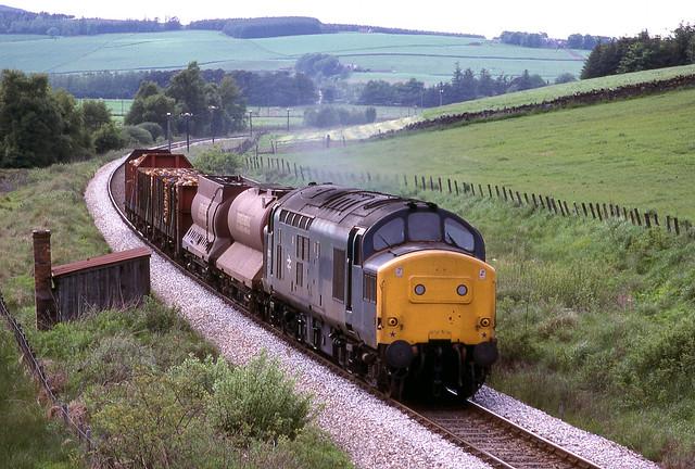 37303 6A32 Elgin-Craiginches slk, Glentauchers 06.06.1988