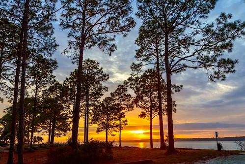 scenic landscape vacation river hiltonhead bluff island sunset hiltonheadisland southcarolina unitedstates