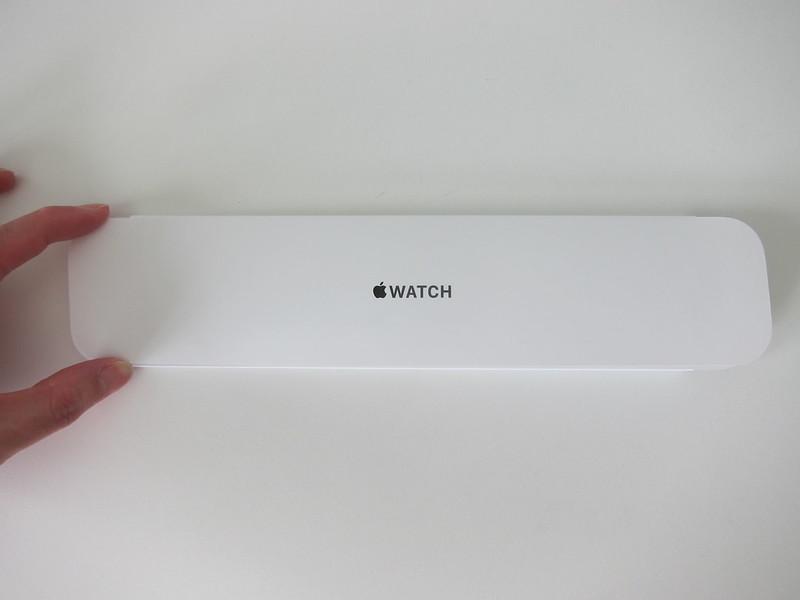 Apple Watch 42mm Black Sport Loop - Open