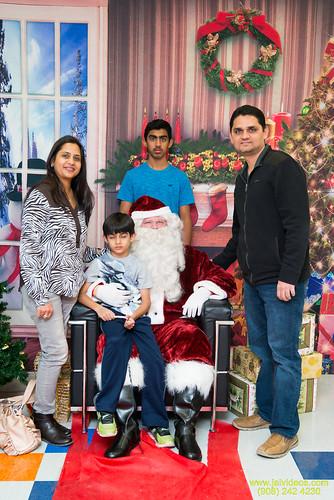 Santa at Teecs-141