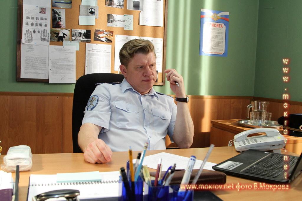 Актер - Блохин Дмитрий