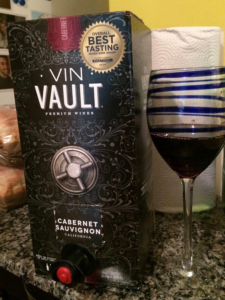 Vin Vault Cabernet Sauvignon
