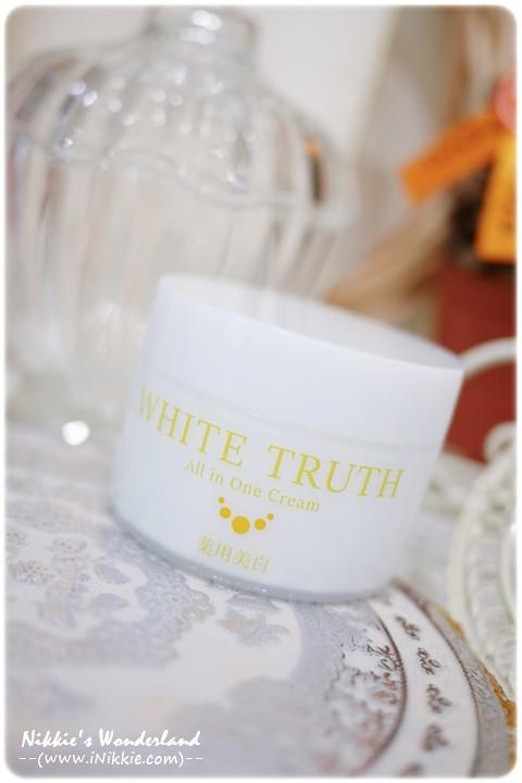 WHITE TRUTH 光感淨透美白凝凍